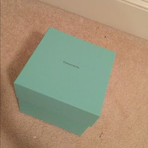 New Tiffany's Box (Square)